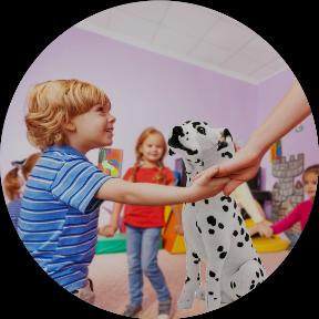 Taller para colegios, asociaciones y perros